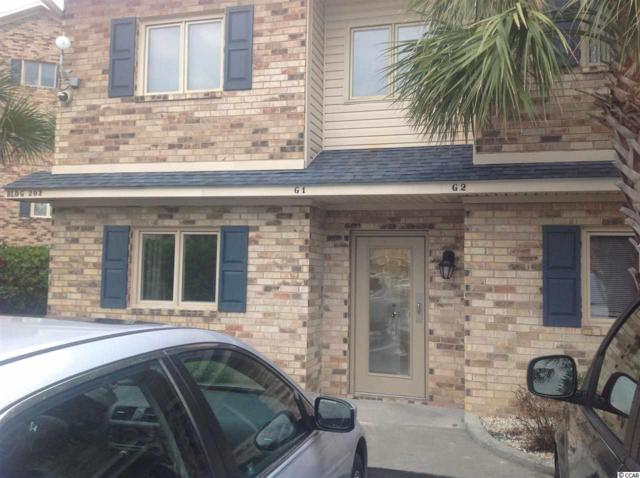 202 Double Eagle Drive G-1, Surfside Beach, SC 29575 (MLS #1814772) :: The Litchfield Company