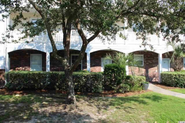 687 Riverwalk #102, Myrtle Beach, SC 29579 (MLS #1814827) :: SC Beach Real Estate