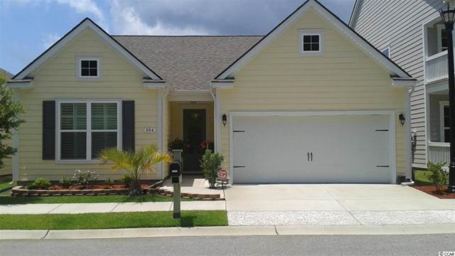 804 Lorenzo Drive, North Myrtle Beach, SC 29582 (MLS #1814846) :: The Greg Sisson Team with RE/MAX First Choice