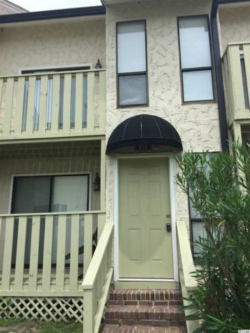 303 20th Ave. S #202, Myrtle Beach, SC 29577 (MLS #1814891) :: Myrtle Beach Rental Connections