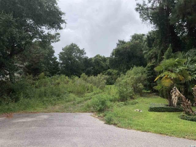 Lot 1 Bobcat Drive, Pawleys Island, SC 29585 (MLS #1814909) :: James W. Smith Real Estate Co.