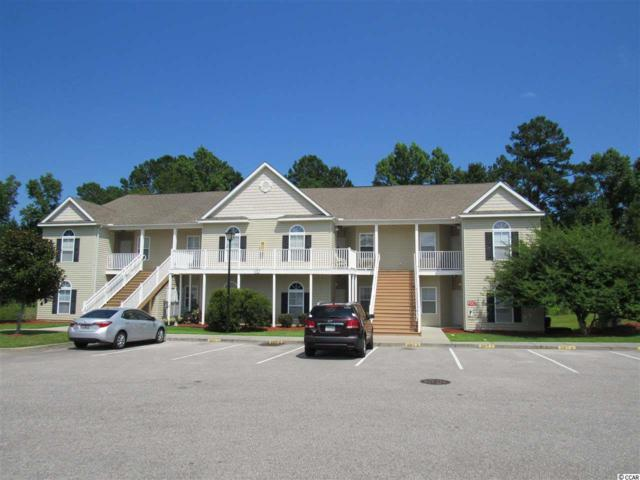 200 Portsmith Drive #4, Myrtle Beach, SC 29588 (MLS #1814916) :: James W. Smith Real Estate Co.
