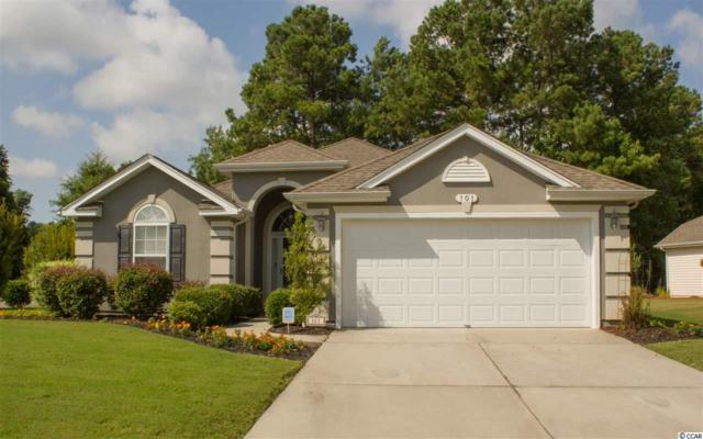 101 Seville Drive, Murrells Inlet, SC 29576 (MLS #1814956) :: Trading Spaces Realty