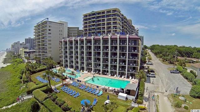 201 77th Ave N. #828, Myrtle Beach, SC 29572 (MLS #1814960) :: The Hoffman Group