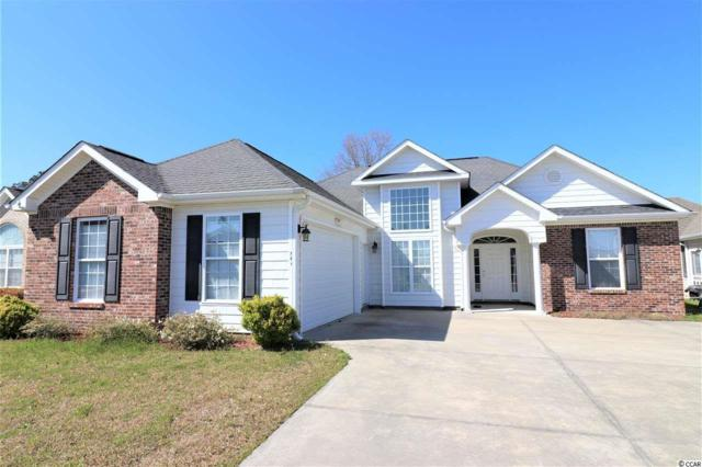 986 University Forest Drive, Conway, SC 29526 (MLS #1814987) :: Sloan Realty Group