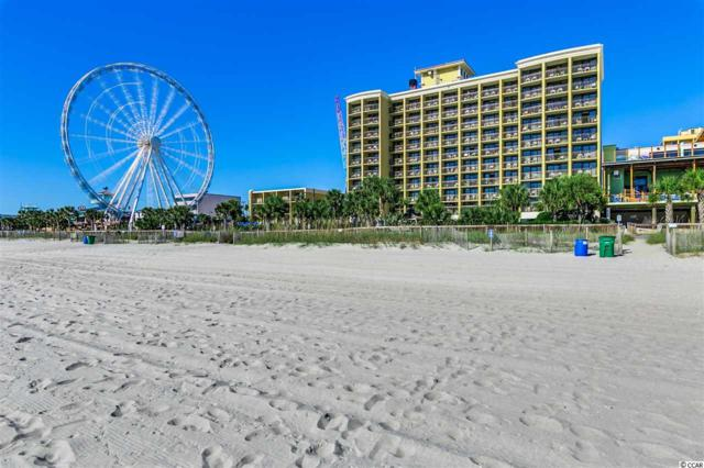 1200 N Ocean Blvd #711, Myrtle Beach, SC 29577 (MLS #1814988) :: Sloan Realty Group