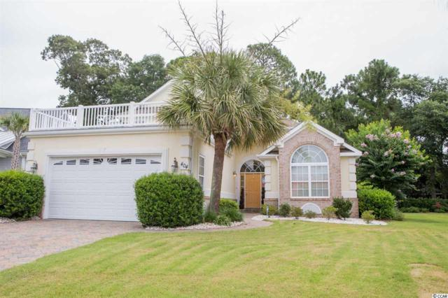 404 Ocean Pointe Ct., North Myrtle Beach, SC 29582 (MLS #1815007) :: Jerry Pinkas Real Estate Experts, Inc