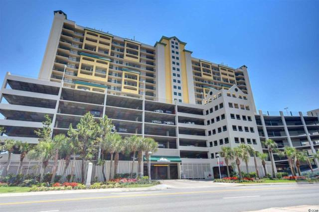 201 S Ocean Blvd #1705, North Myrtle Beach, SC 29582 (MLS #1815009) :: The Hoffman Group
