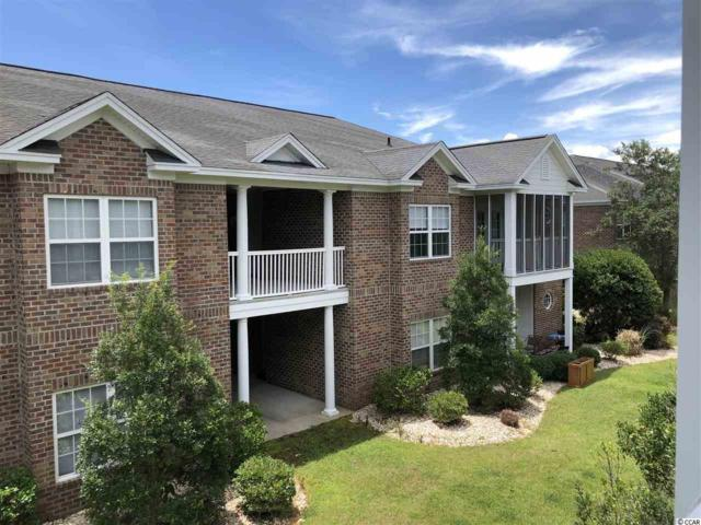 2053 Silvercrest Drive Unit G G, Myrtle Beach, SC 29579 (MLS #1815016) :: Sloan Realty Group
