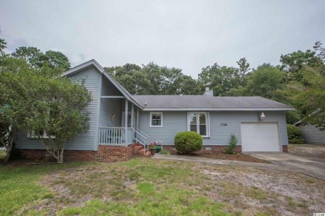 718 10th Avenue S, Surfside Beach, SC 29575 (MLS #1815049) :: Trading Spaces Realty