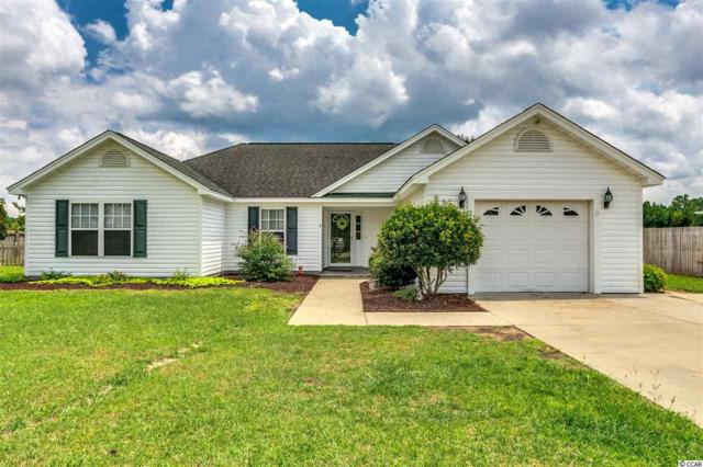 109 Adrianna Circle, Conway, SC 29526 (MLS #1815050) :: Right Find Homes