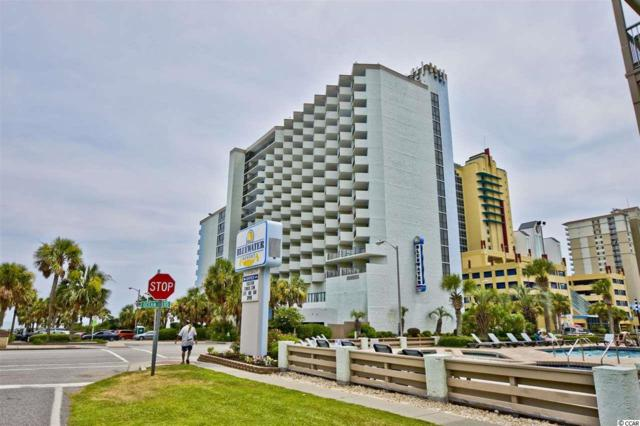 2001 S Ocean Blvd #718, Myrtle Beach, SC 29577 (MLS #1815056) :: The Litchfield Company