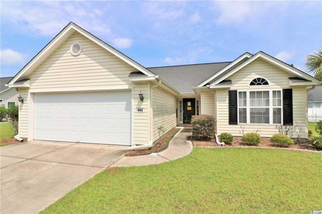 648 W Oak Circle Drive, Myrtle Beach, SC 29588 (MLS #1815122) :: Trading Spaces Realty