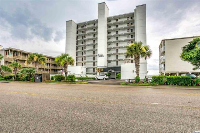 4311 S Ocean Blvd. #1003, North Myrtle Beach, SC 29582 (MLS #1815135) :: Trading Spaces Realty