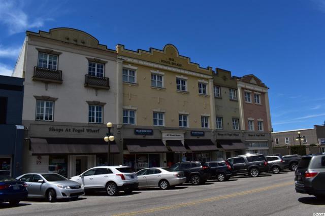 815 Front Street 2-H, Georgetown, SC 29440 (MLS #1815183) :: The Hoffman Group
