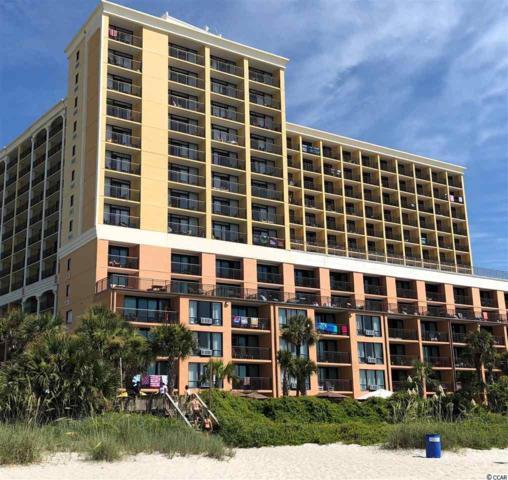 6900 N Ocean Blvd #1034, Myrtle Beach, SC 29572 (MLS #1815205) :: Matt Harper Team