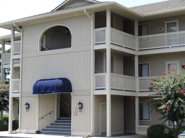 4282 Pinehurst Circle X7, Little River, SC 29566 (MLS #1815207) :: Matt Harper Team