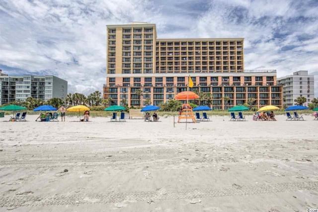 6900 N Ocean Blvd #121, Myrtle Beach, SC 29572 (MLS #1815218) :: Matt Harper Team