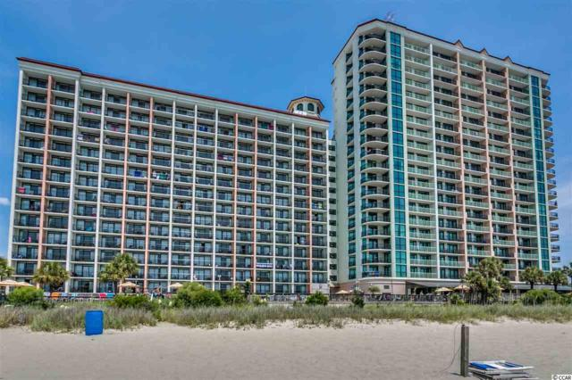 3000 N Ocean Blvd. #508, Myrtle Beach, SC 29577 (MLS #1815223) :: The Greg Sisson Team with RE/MAX First Choice