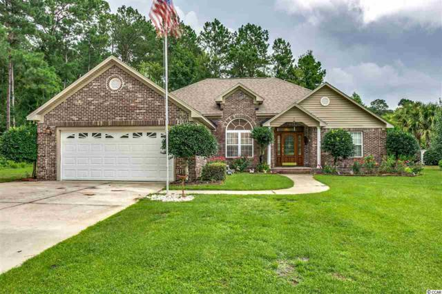 11544 Bay Dr., Little River, SC 29566 (MLS #1815227) :: The Hoffman Group