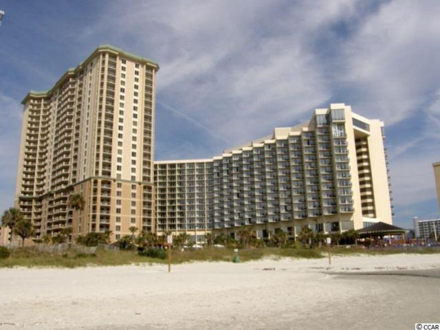 9994 Beach Club Drive #1004 #1004, Myrtle Beach, SC 29572 (MLS #1815243) :: Matt Harper Team