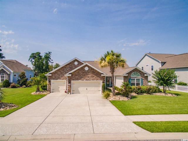 1403 Turtle Ct, North Myrtle Beach, SC 29582 (MLS #1815287) :: The Litchfield Company