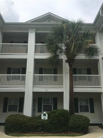 501 White River Dr 26-D, Myrtle Beach, SC 29579 (MLS #1815288) :: Matt Harper Team