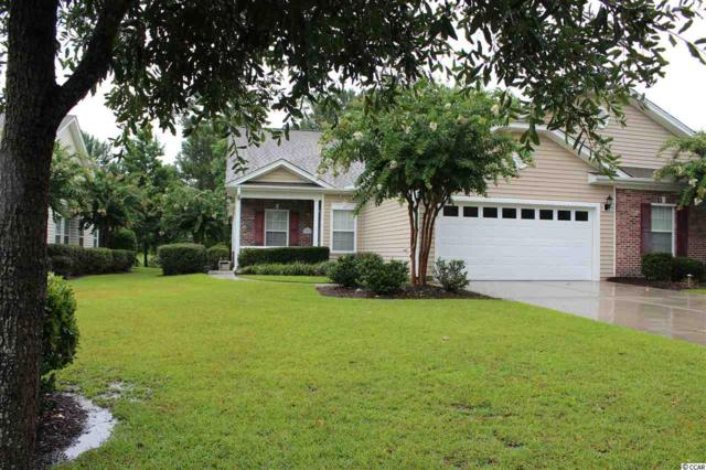 439 Deerfield Links #439, Surfside Beach, SC 29575 (MLS #1815317) :: The Greg Sisson Team with RE/MAX First Choice