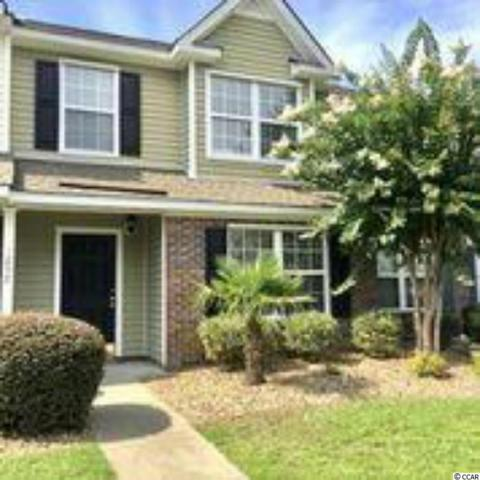 1252 Shoebridge Drive #1252, Myrtle Beach, SC 29579 (MLS #1815319) :: Matt Harper Team