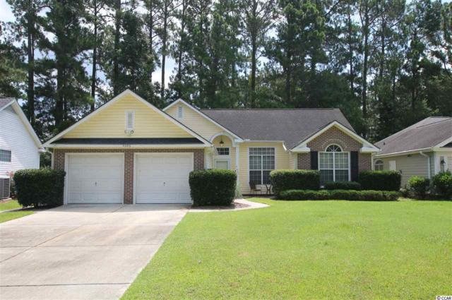 4806 Southern Trail, Myrtle Beach, SC 29579 (MLS #1815322) :: The Litchfield Company