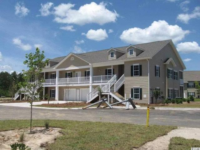 854 Sail Lane #201, Murrells Inlet, SC 29576 (MLS #1815332) :: The Greg Sisson Team with RE/MAX First Choice