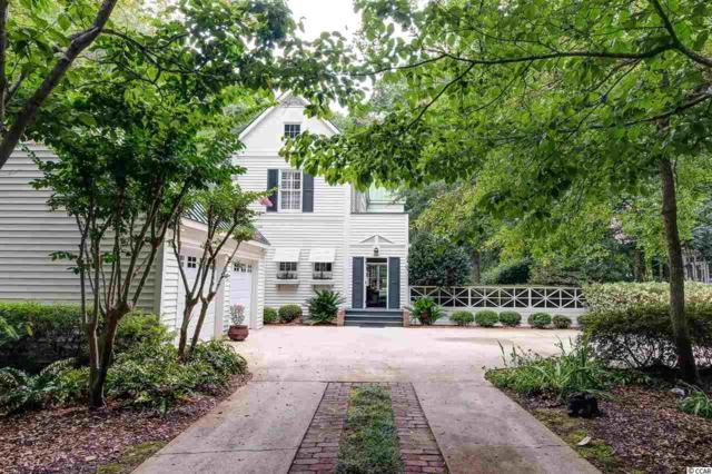4505 Carriage Run Dr., Murrells Inlet, SC 29576 (MLS #1815391) :: The Litchfield Company