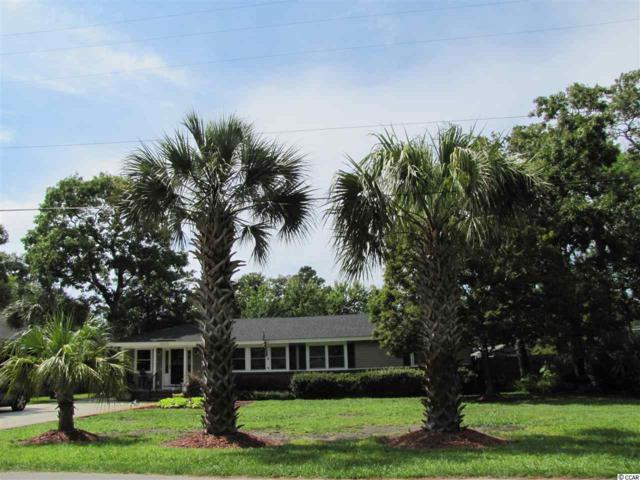 3919 Camellia Drive, Myrtle Beach, SC 29577 (MLS #1815392) :: The Litchfield Company