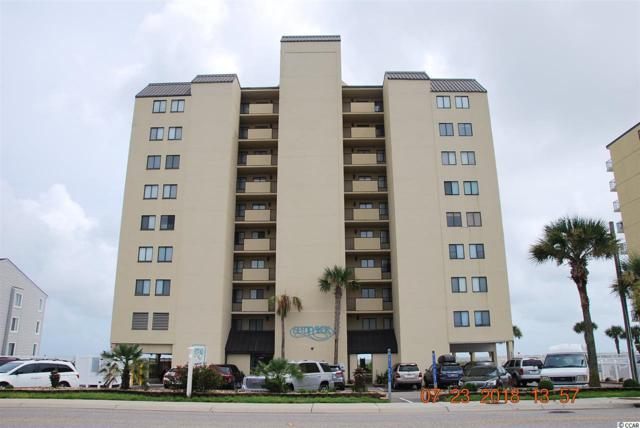 3513 S Ocean Blvd #305, North Myrtle Beach, SC 29582 (MLS #1815437) :: Trading Spaces Realty