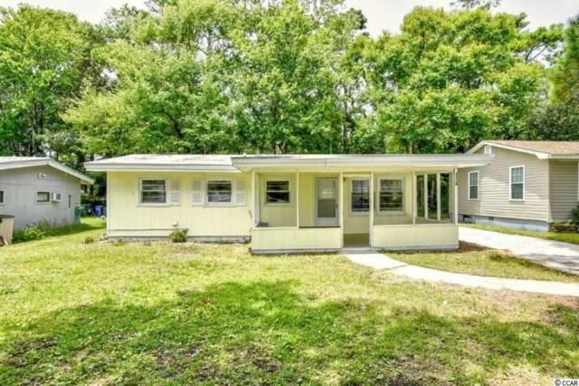 3306 Palm Street, North Myrtle Beach, SC 29582 (MLS #1815475) :: The Litchfield Company