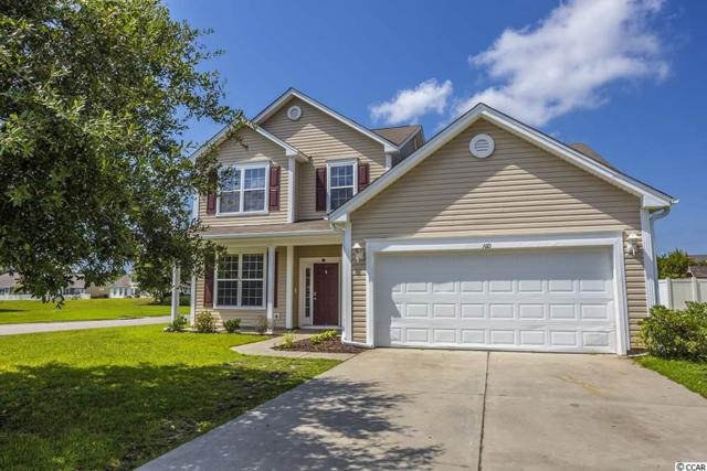 160 Zinnia Dr., Myrtle Beach, SC 29579 (MLS #1815520) :: Right Find Homes