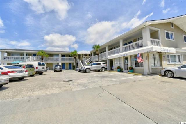 4409 N Ocean Blvd #108, North Myrtle Beach, SC 29582 (MLS #1815594) :: The Hoffman Group