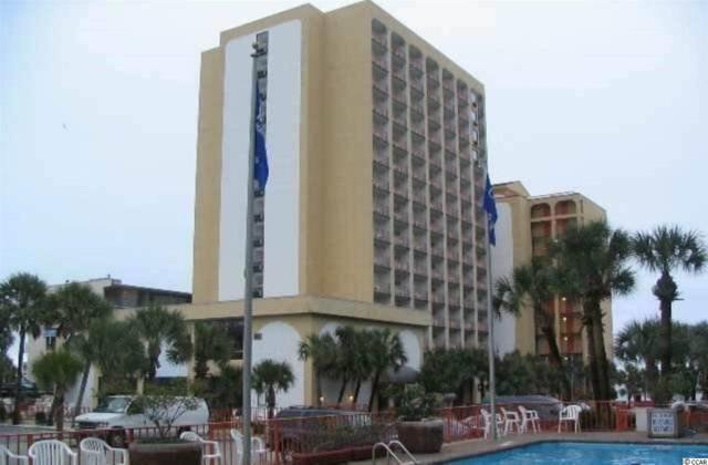 1207 S Ocean Blvd #51107, Myrtle Beach, SC 29577 (MLS #1815595) :: James W. Smith Real Estate Co.