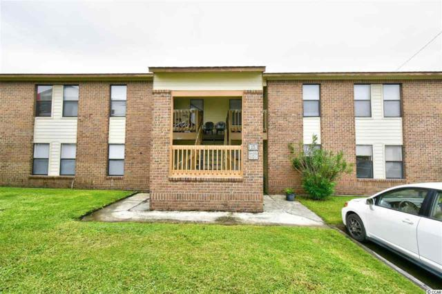 2005 Greens Blvd F-106, Myrtle Beach, SC 29577 (MLS #1815599) :: The Hoffman Group