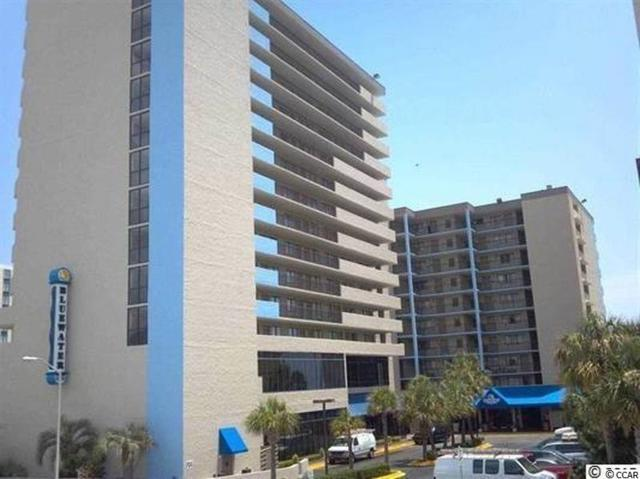 2001 S Ocean Blvd #1307, Myrtle Beach, SC 29577 (MLS #1815644) :: The Litchfield Company