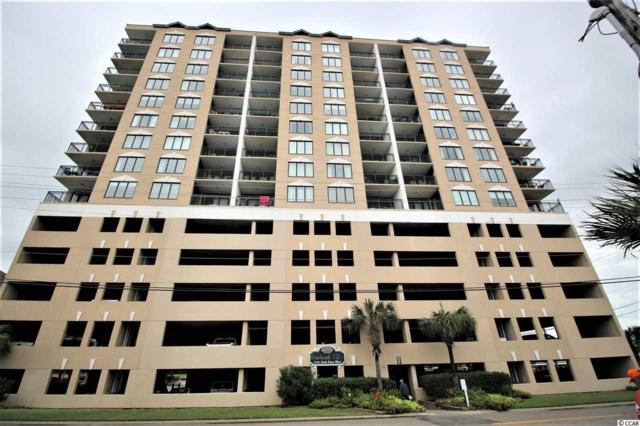 4103 N Ocean Blvd., Unit 805 #805, North Myrtle Beach, SC 29582 (MLS #1815696) :: Trading Spaces Realty