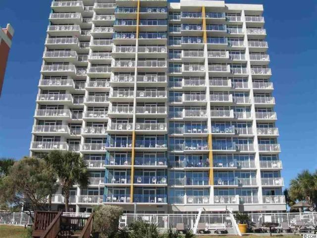 1700 N Ocean Blvd. #451, Myrtle Beach, SC 29577 (MLS #1815715) :: Silver Coast Realty