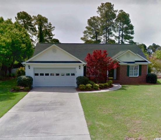 111 Furman Circle, Conway, SC 29526 (MLS #1815733) :: The Litchfield Company