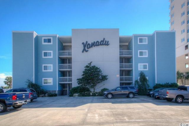 1311 S Ocean Blvd. D1, North Myrtle Beach, SC 29582 (MLS #1815740) :: The Hoffman Group