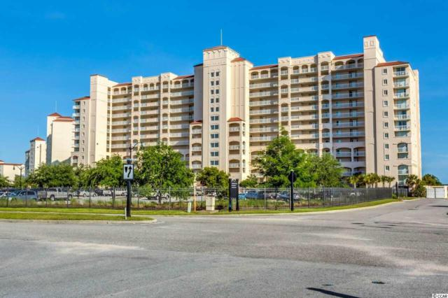 4801 Harbor Point Drive #1401, North Myrtle Beach, SC 29582 (MLS #1815768) :: The Hoffman Group