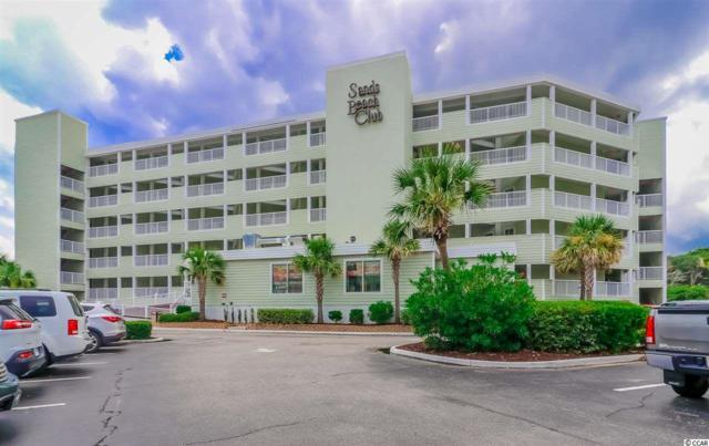 9400 Shore Drive #205, Myrtle Beach, SC 29572 (MLS #1815783) :: The Litchfield Company