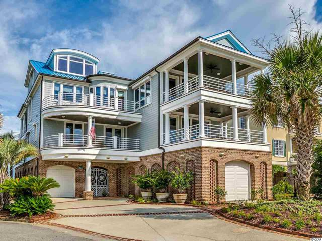 1101 Norris Dr., Pawleys Island, SC 29585 (MLS #1815791) :: The Litchfield Company