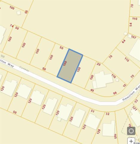 187 Hamilton Way, Conway, SC 29526 (MLS #1815803) :: The Hoffman Group