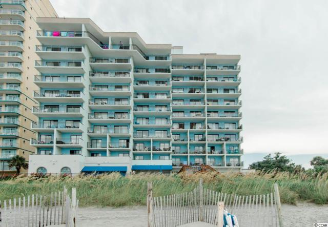 2001 S Ocean Boulevard #1506, Myrtle Beach, SC 29577 (MLS #1815818) :: The Litchfield Company