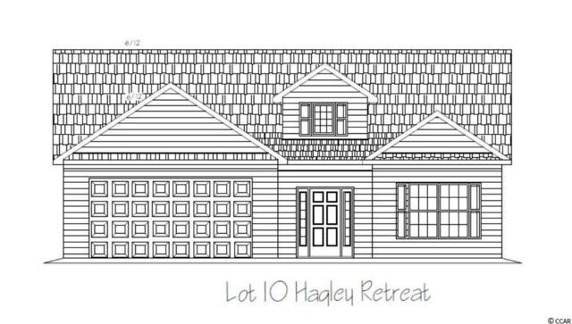 56 Hagley Retreat Dr., Pawleys Island, SC 29585 (MLS #1815822) :: The Litchfield Company